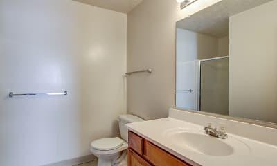 Bathroom, Spruce Run, 2