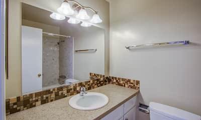 Bathroom, The Californian Apartments, 2