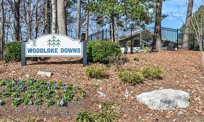 Community Signage, Woodlake Downs, 2