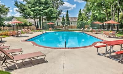 Pool, Cedar Brook, 1