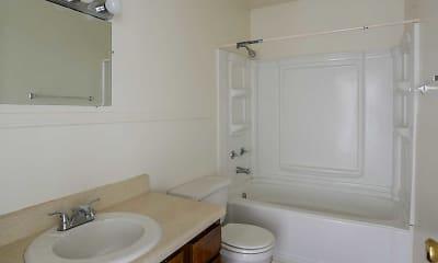 Bathroom, Camelot, 2