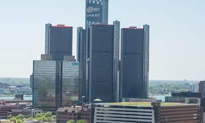 Lafayette Towers, 2
