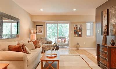 Living Room, Kuser Village, 0