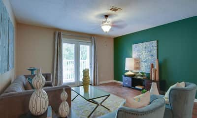 Living Room, Avalon Apartments, 0