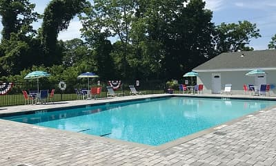 Pool, Atlantic Manor, 2