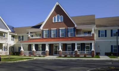 Building, Medford Apartments- Senior Living, 0
