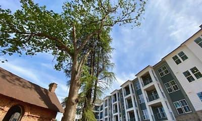 Building, Bon Haven Apartments, 2