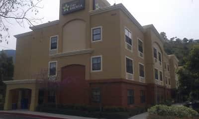 Building, Furnished Studio - San Diego - Mission Valley - Stadium, 0