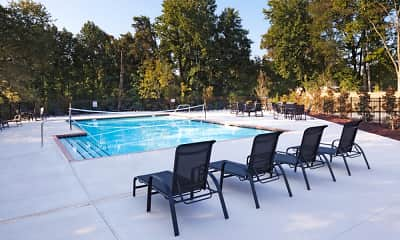 Pool, Deacon's Station - Student Living, 1