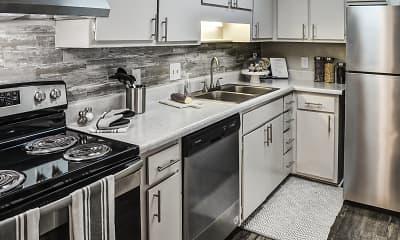 Kitchen, Tucker Square, 0