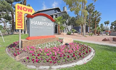The Hamptons, 1