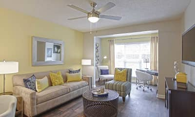 Living Room, The Park at Aventino, 1