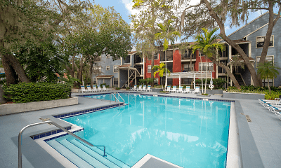 Pool, Grande Oasis at Carrollwood, 2