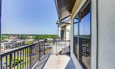 Patio / Deck, Villas at Ridgeview Falls, 2