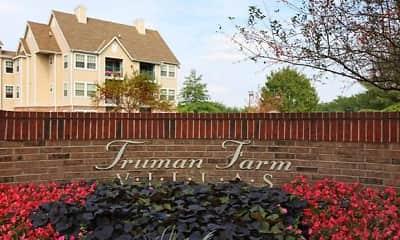 Community Signage, Truman Farm Villas, 0
