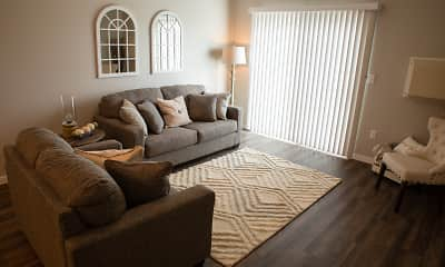 Living Room, Dwell at Lakewood, 1