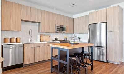 Kitchen, Canter Green, 1