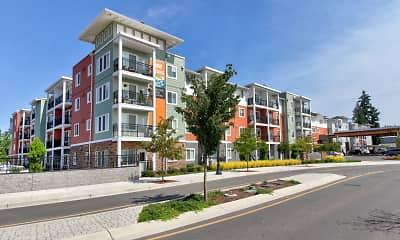 Building, Cedar Pointe Senior Apartments, 0