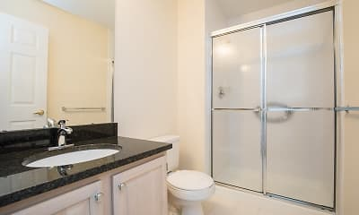 Bathroom, Lakeside at Briant Park, 2