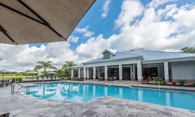 Pool, Cortland Bermuda Lake, 1
