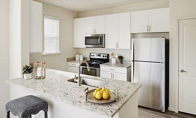 Kitchen, Camden Spring Creek, 0