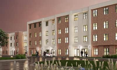 Building, Penn Street Lofts, 1