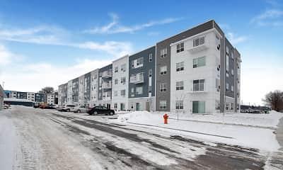 Building, Technology Park Apartments, 2