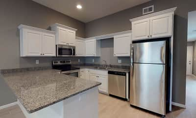 Kitchen, Eagle Crossing Townhomes, 1