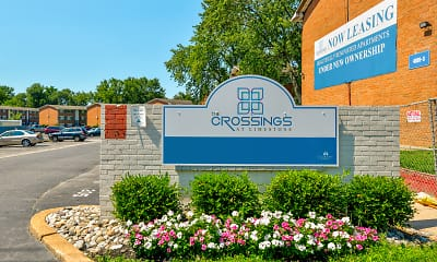 Community Signage, The Crossings at Limestone, 2