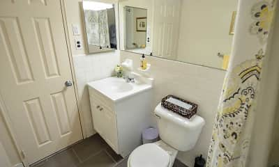 Bathroom, Woodmere, 2