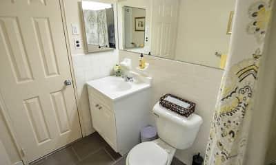 Bathroom, Woodmere, 2