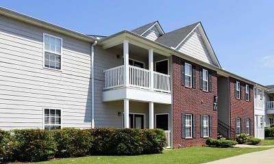 Building, Cross Creek Apartments, 1