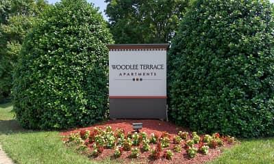 Community Signage, Woodlee Terrace, 0