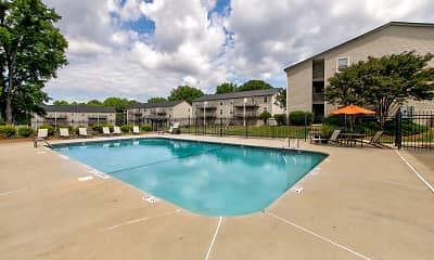 Pool, Crossing at Reedy Creek, 0