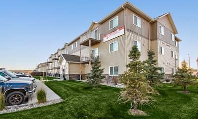 Building, Eagles Landing Apartments, 1