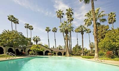 Pool, Casa Del Rey, 1