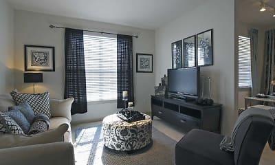 Living Room, Deerfield At Providence, 1
