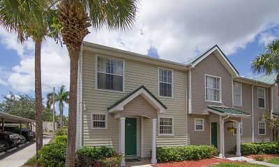 Building, The Coast Townhomes of Naples, 2