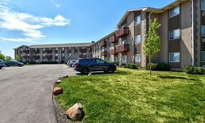 Building, Prairie Landing Apartments, 0