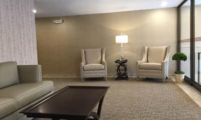 Living Room, Chestnut Hill North, 1