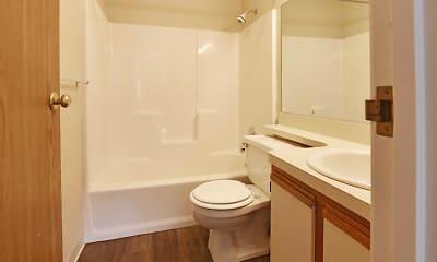 Bathroom, The Shore Club, 2