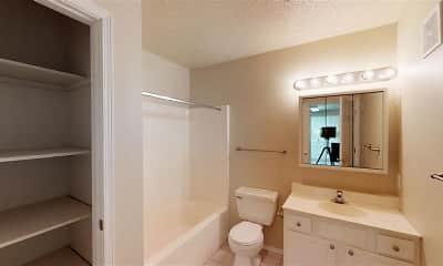Bathroom, Sierra Vista Apartments, 2