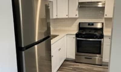Kitchen, The Flats at 2030, 1