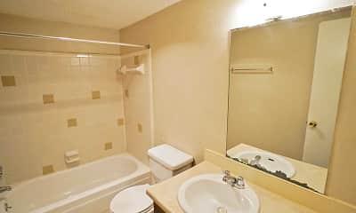 Bathroom, Cypress Pointe, 2