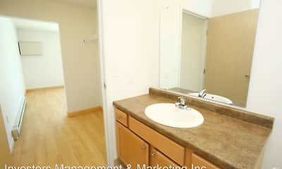 Bathroom, WSC Apartments, 1