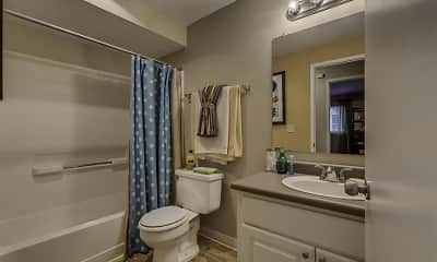 Bathroom, Arnada Pointe, 2