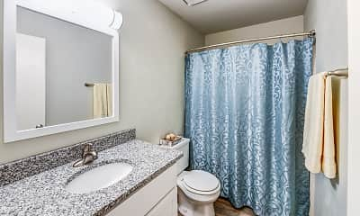 Bathroom, Aria Apartment Homes, 2