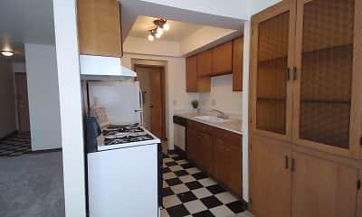 Kitchen, Oakview Manor, 1