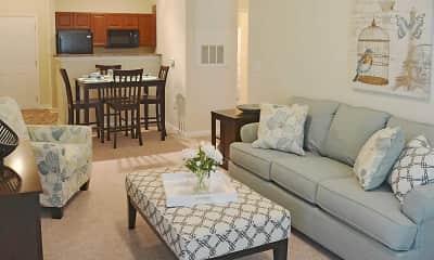 Living Room, Villas at Marlin Bay, 0