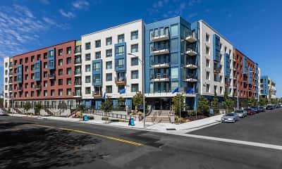 Building, Vista 99, 0